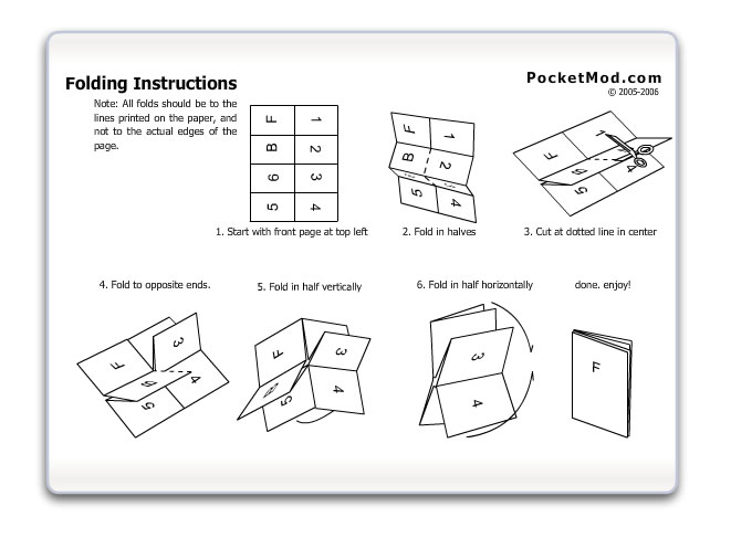 click to hide folding instructions